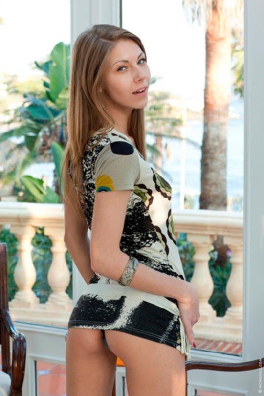 Эротические фото русской девушки Анжелики